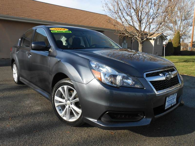 2014 subaru legacy awd premium 4dr sedan in union gap wa mckenna motors. Black Bedroom Furniture Sets. Home Design Ideas