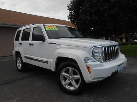 2012 Jeep Liberty for sale in Union Gap, WA