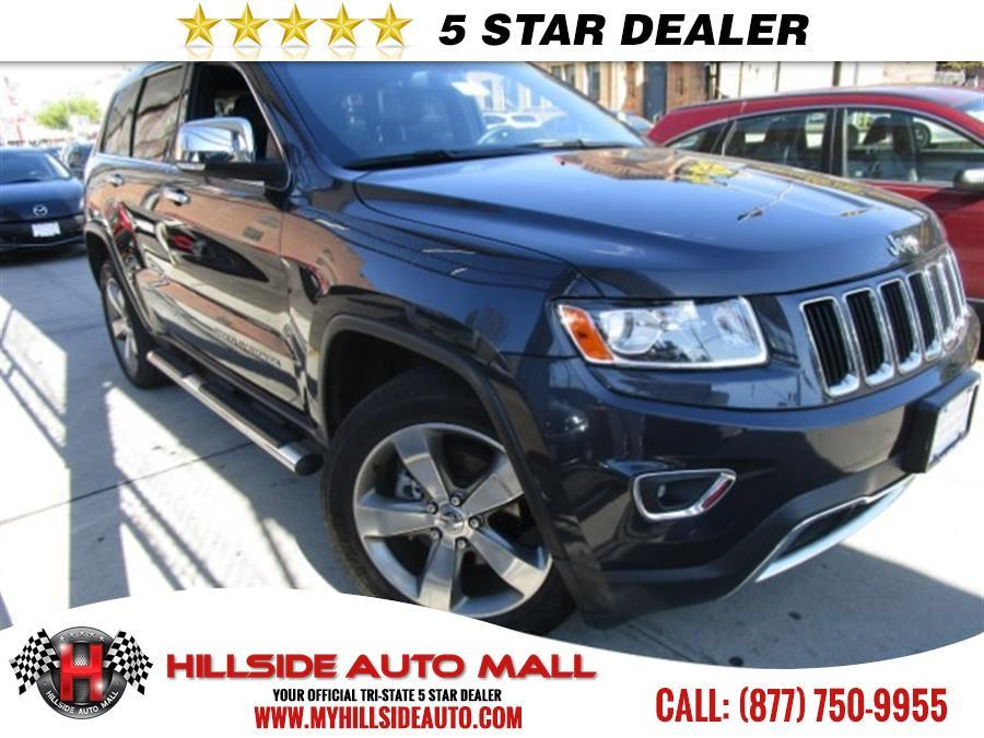 Used Jeep Grand Cherokee At Hillside Car Dealership
