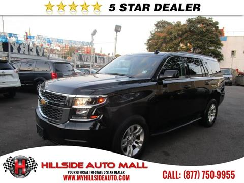 2016 Chevrolet Tahoe for sale in Jamaica, NY