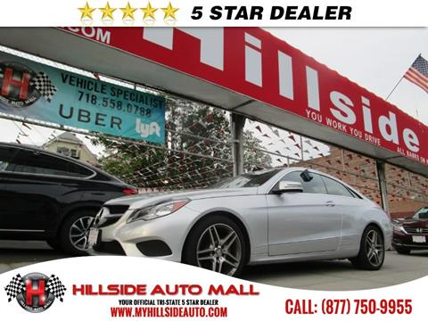 2015 Mercedes-Benz E-Class for sale in Jamaica, NY
