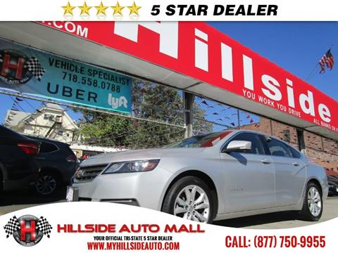 2016 Chevrolet Impala for sale in Jamaica, NY