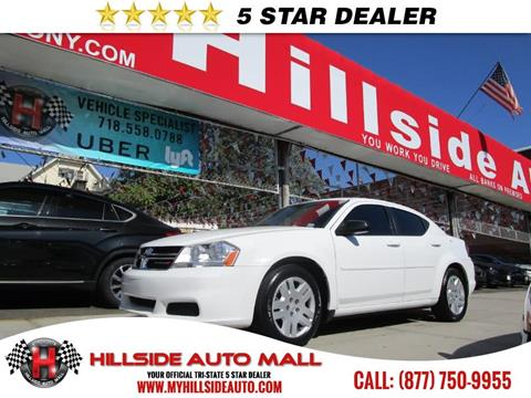 2014 Dodge Avenger for sale in Jamaica, NY