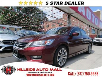 2014 Honda Accord for sale in Jamaica, NY