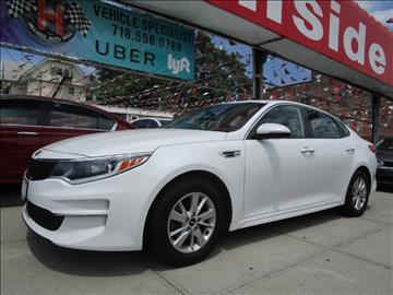 2016 Kia Optima for sale in Jamaica, NY