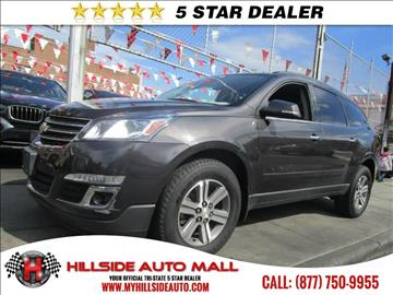 2015 Chevrolet Traverse for sale in Jamaica, NY
