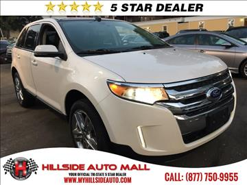 2014 Ford Edge for sale in Jamaica, NY