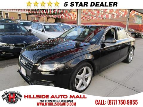 2011 Audi A4 for sale in Jamaica, NY