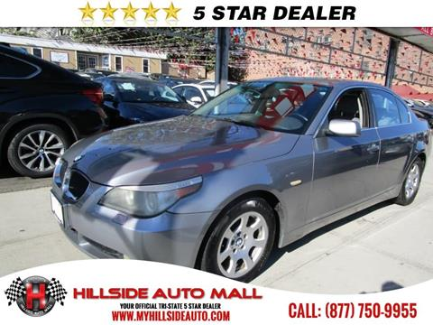 2004 BMW 5 Series for sale in Jamaica, NY