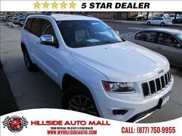 2014 Jeep Grand Cherokee for sale in Jamaica, NY