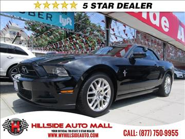 2014 Ford Mustang for sale in Jamaica, NY