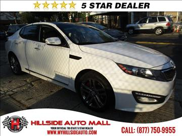2013 Kia Optima for sale in Jamaica, NY