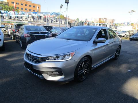 2017 Honda Accord for sale in Jamaica, NY