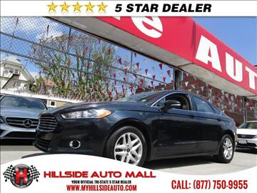 2014 Ford Fusion for sale in Jamaica, NY