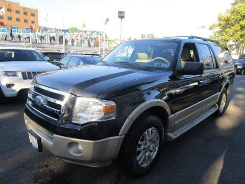2010 Ford Expedition EL for sale in Jamaica, NY