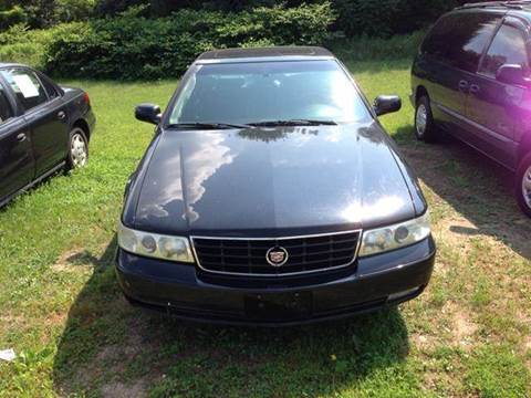 2003 Cadillac Seville for sale in Wautoma, WI