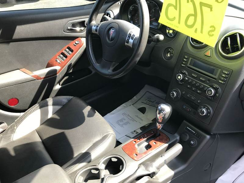 2009 Pontiac G6 GXP 4dr Sedan w/1SA - Flushing MI