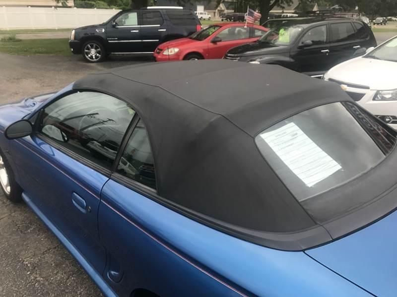 1994 Ford Mustang GT 2dr Convertible - Flushing MI