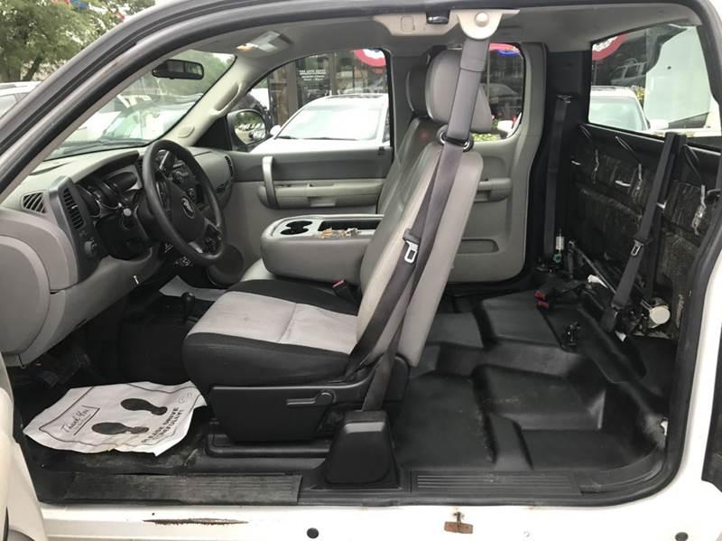 2008 Chevrolet Silverado 2500HD 4WD Work Truck 4dr Extended Cab LB - Flushing MI