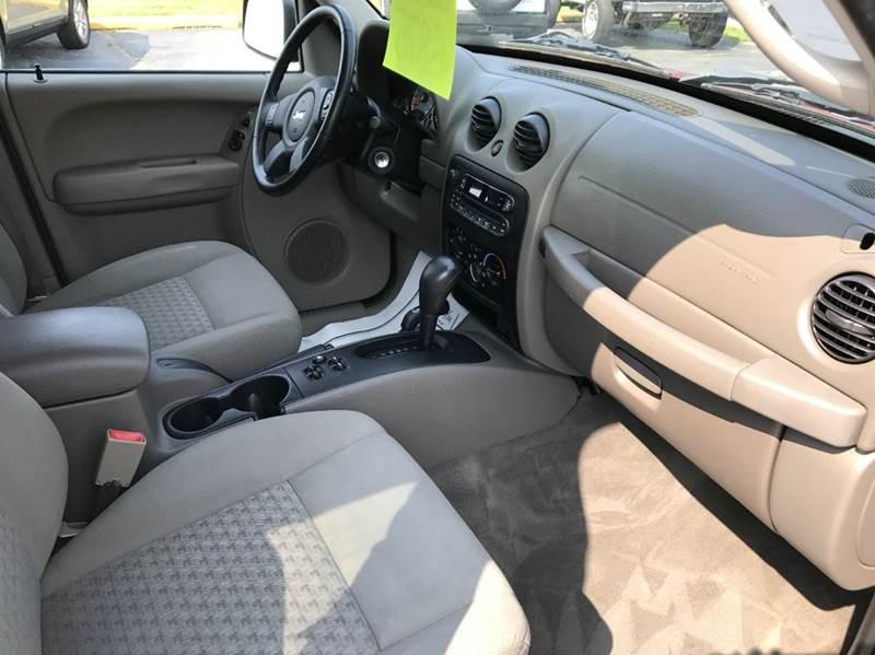 2006 Jeep Liberty Sport 4dr SUV 4WD - Flushing MI