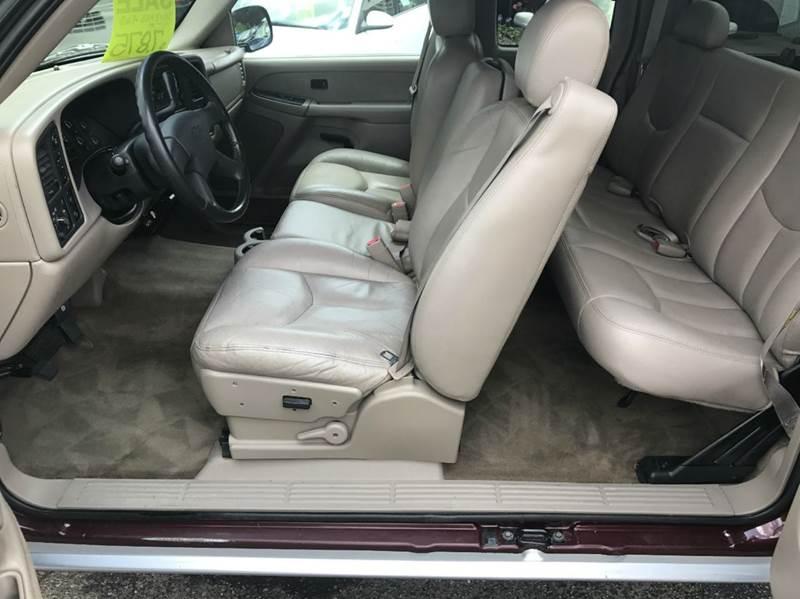 2003 Chevrolet Silverado 1500 4dr Extended Cab LT 4WD SB - Flushing MI