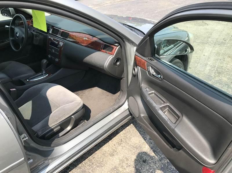 2007 Chevrolet Impala LT 4dr Sedan - Flushing MI