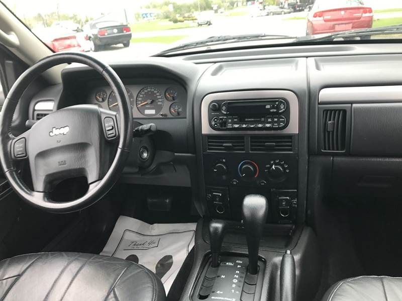 2002 Jeep Grand Cherokee Laredo 4dr 4WD SUV - Flushing MI