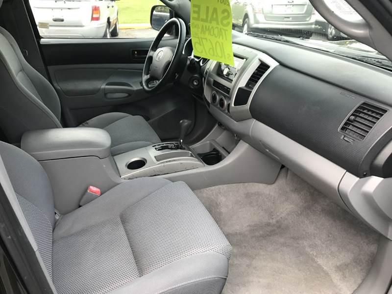 2007 Toyota Tacoma V6 4dr Double Cab 4WD 5.0 ft. SB (4L V6 5A) - Flushing MI