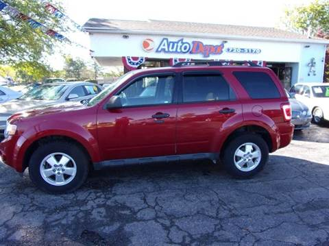 2010 Ford Escape for sale in Flushing, MI