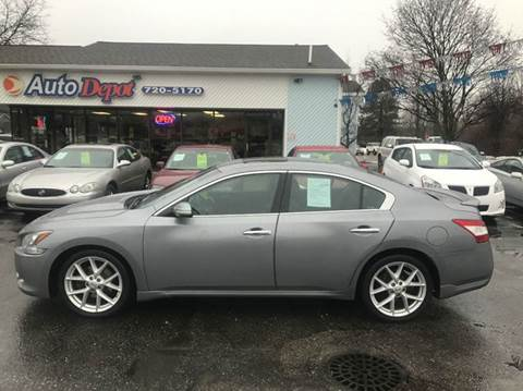 2009 Nissan Maxima for sale in Flushing, MI