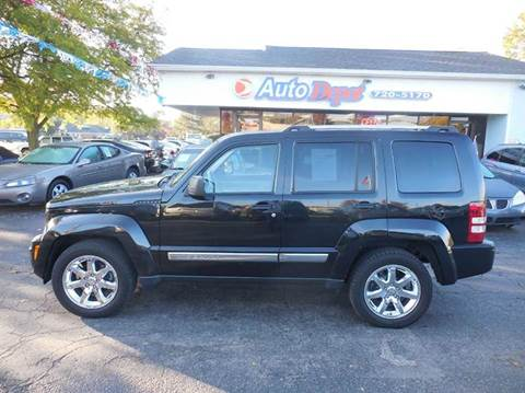 2008 Jeep Liberty for sale in Flushing, MI