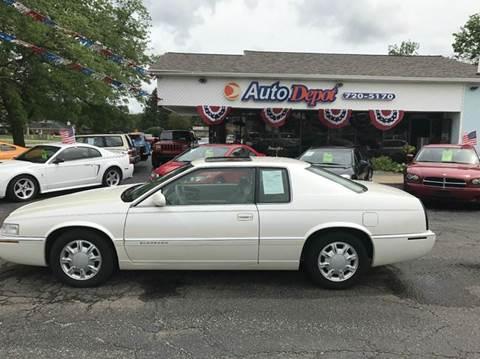 1996 Cadillac Eldorado for sale in Flushing, MI