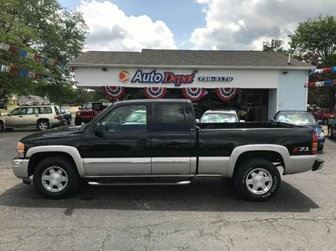 2005 GMC Sierra 1500 for sale in Flushing, MI