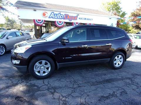 2009 Chevrolet Traverse for sale in Flushing, MI