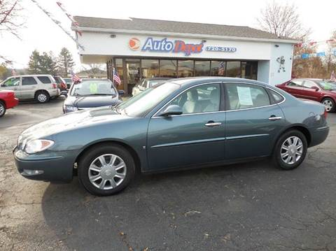 2006 Buick Allure for sale in Flushing, MI