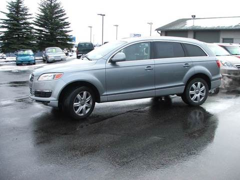2007 Audi Q7 for sale in Traverse City, MI