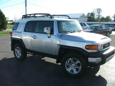 2007 Toyota FJ Cruiser for sale in Traverse City, MI