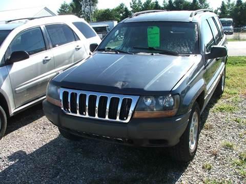 2002 Jeep Grand Cherokee for sale in Traverse City, MI