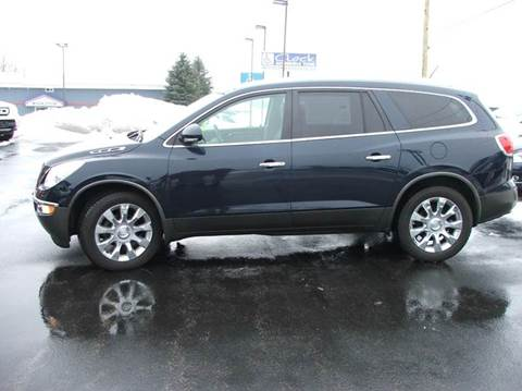 2011 Buick Enclave for sale in Traverse City, MI