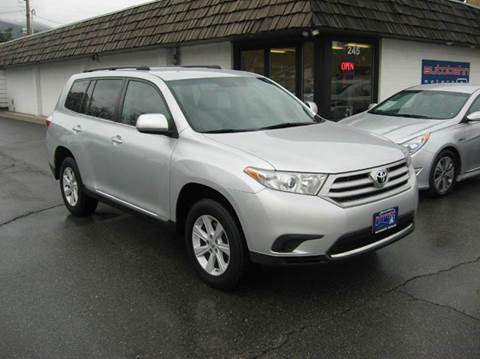 2013 Toyota Highlander for sale in Bountiful, UT