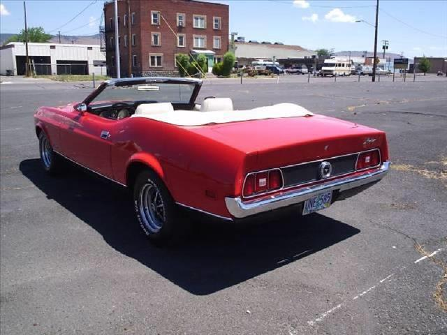 1972 Ford Mustang CONVERTIBLE - Klamath Falls OR
