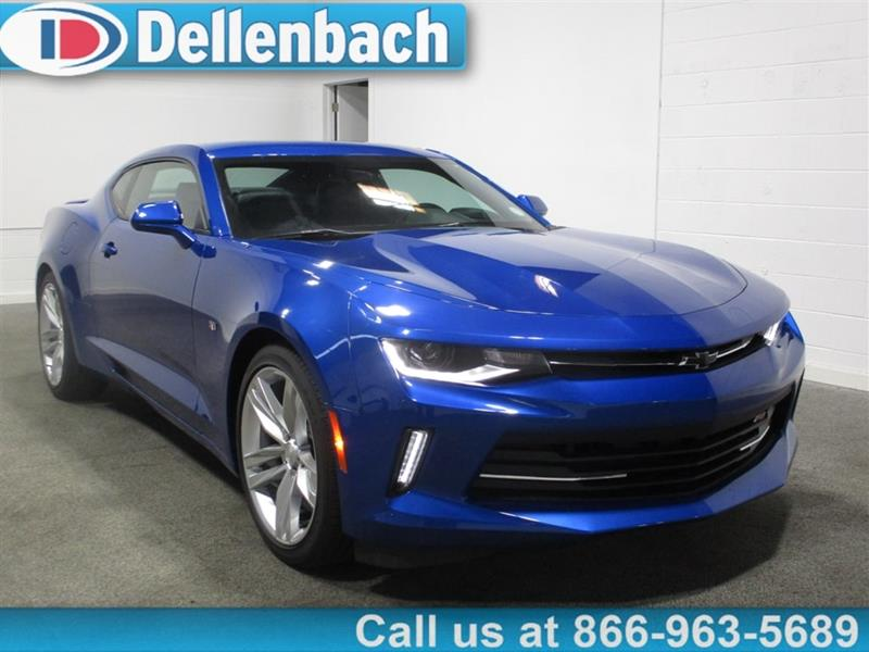 Chevrolet camaro for sale in colorado for Dellenbach motors used cars