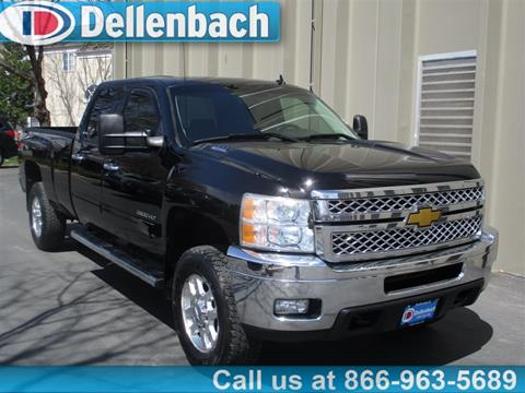Used chevrolet trucks for sale in fort collins co for Dellenbach motors fort collins co