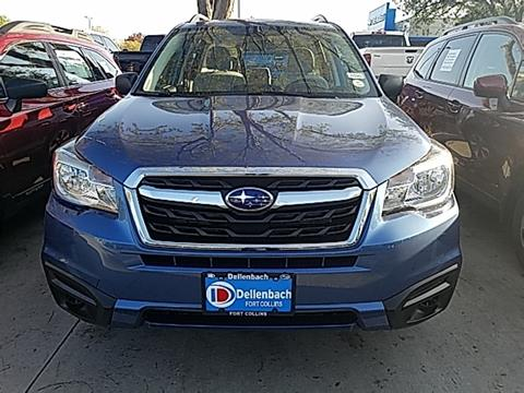2018 Subaru Forester for sale in Fort Collins, CO
