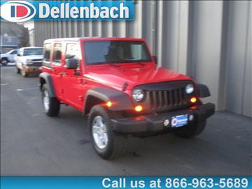 Jeep for sale fort collins co for Dellenbach motors fort collins co