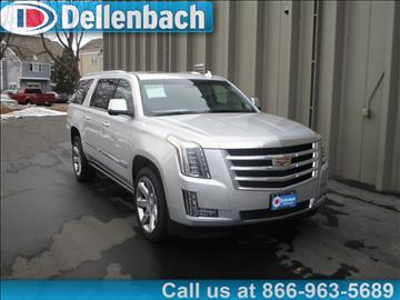 2015 Cadillac Escalade Esv For Sale Carsforsale Com