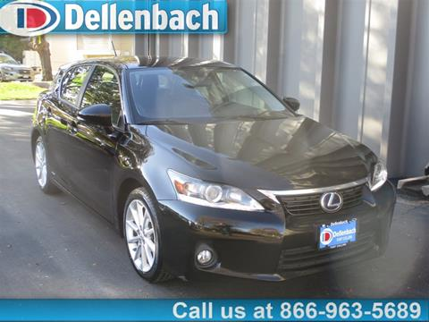 2012 Lexus CT 200h for sale in Fort Collins, CO