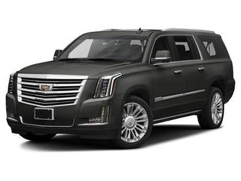 2018 Cadillac Escalade ESV for sale in Fort Collins, CO