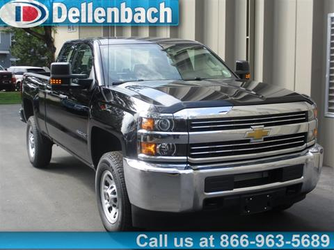2017 Chevrolet Silverado 2500HD for sale in Fort Collins, CO