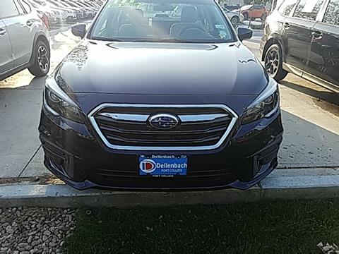 2018 Subaru Legacy for sale in Fort Collins, CO